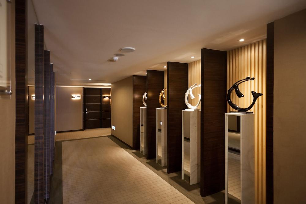 솔 호텔(Sol Hotel) Hotel Image 31 - Hallway