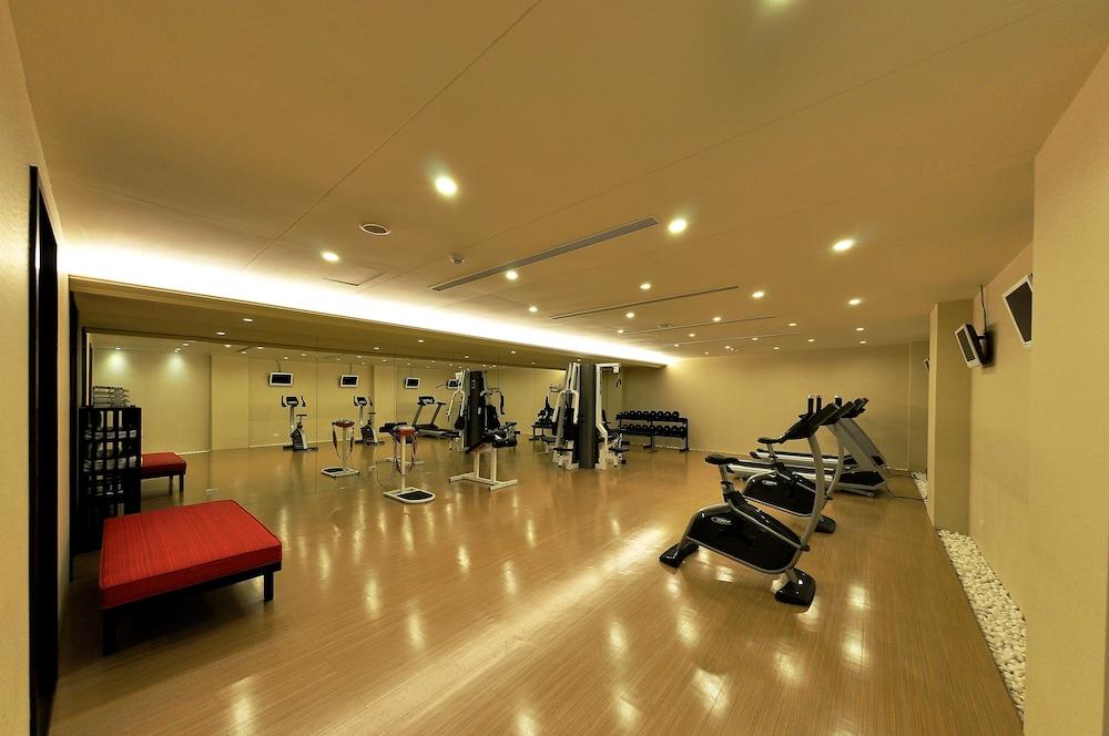 솔 호텔(Sol Hotel) Hotel Image 20 - Gym