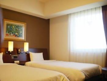 호텔 루트 인 오야마(Hotel Route-Inn Oyama) Hotel Image 6 - Guestroom