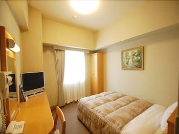 호텔 루트 인 오야마(Hotel Route-Inn Oyama) Hotel Image 7 - Guestroom