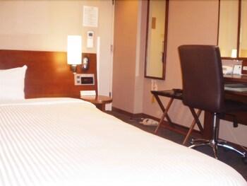 호텔 루트 인 오야마(Hotel Route-Inn Oyama) Hotel Image 5 - Guestroom