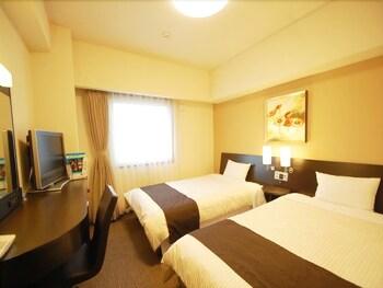 호텔 루트 인 오야마(Hotel Route-Inn Oyama) Hotel Image 3 - Guestroom