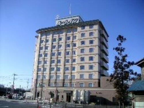 . Hotel Route-Inn Sanofujioka Inter