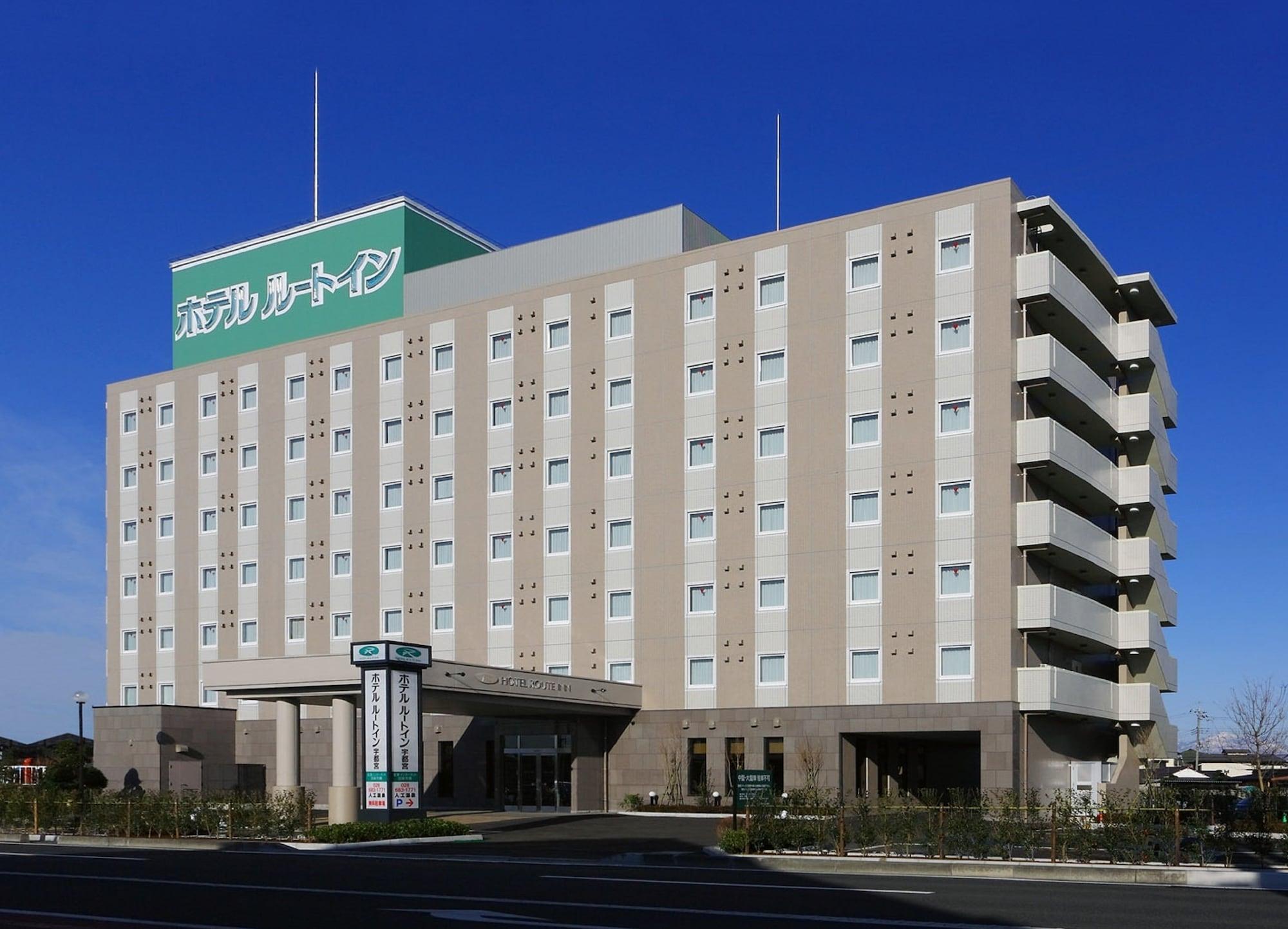 Hotel Route-Inn Utsunomiya Miyukicho-kokudou4gou-, Utsunomiya