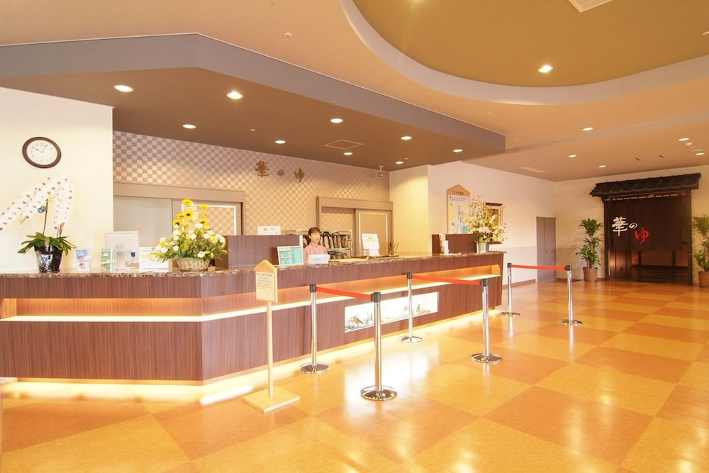 도카치-마쿠베츠 그랜드브리오 호텔 - 루트-인 호텔 -(Tokachi-Makubetsu Grandvrio Hotel - ROUTE-INN HOTELS -) Hotel Image 3 - Reception