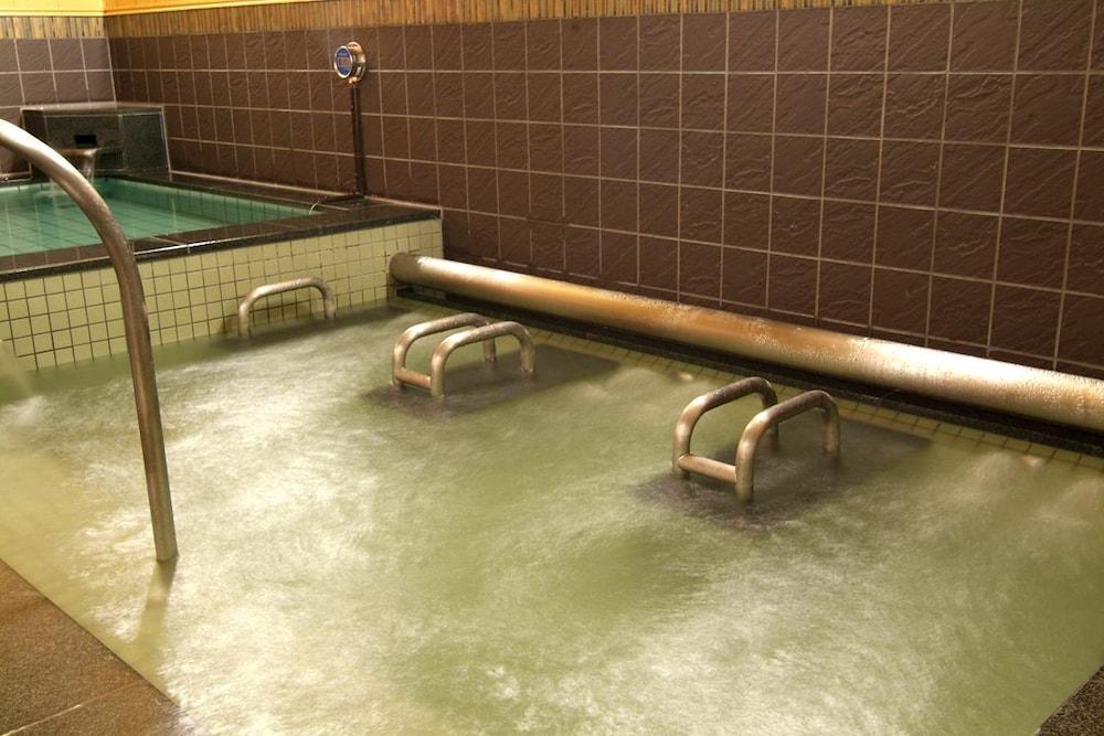 도카치-마쿠베츠 그랜드브리오 호텔 - 루트-인 호텔 -(Tokachi-Makubetsu Grandvrio Hotel - ROUTE-INN HOTELS -) Hotel Image 19 - Indoor Spa Tub