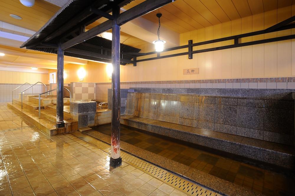 도카치-마쿠베츠 그랜드브리오 호텔 - 루트-인 호텔 -(Tokachi-Makubetsu Grandvrio Hotel - ROUTE-INN HOTELS -) Hotel Image 20 - Indoor Spa Tub