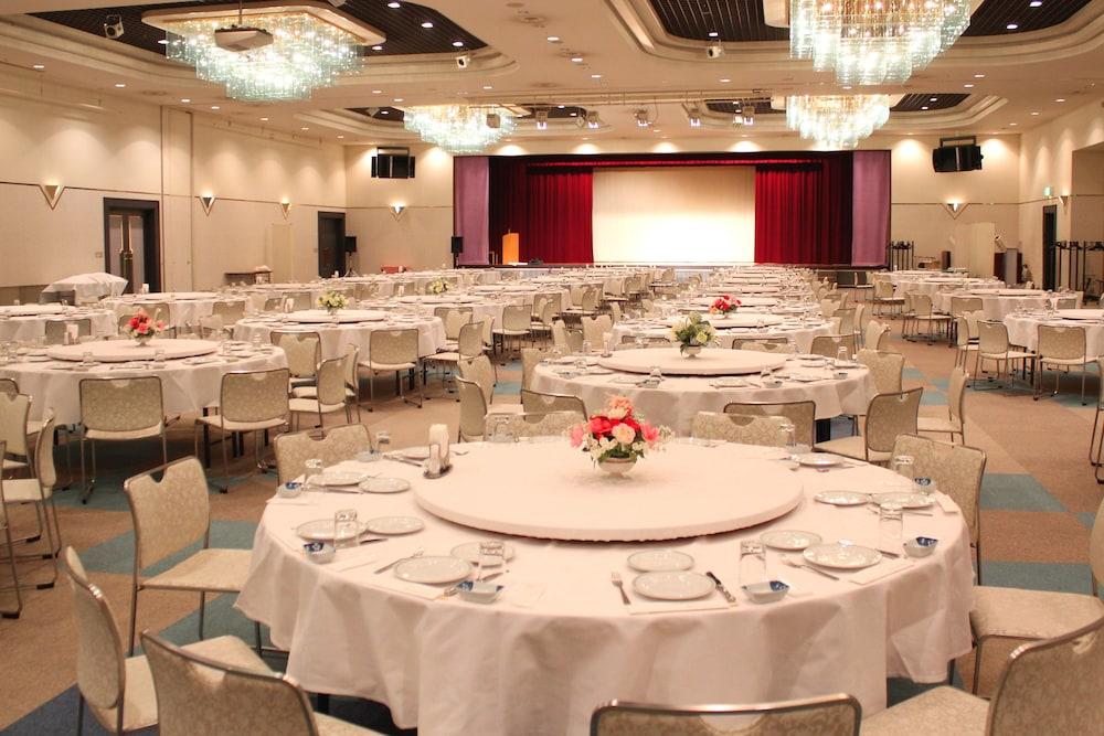 도카치-마쿠베츠 그랜드브리오 호텔 - 루트-인 호텔 -(Tokachi-Makubetsu Grandvrio Hotel - ROUTE-INN HOTELS -) Hotel Image 48 - Banquet Hall