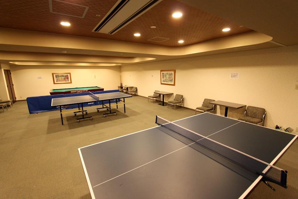 도카치-마쿠베츠 그랜드브리오 호텔 - 루트-인 호텔 -(Tokachi-Makubetsu Grandvrio Hotel - ROUTE-INN HOTELS -) Hotel Image 34 - Game Room