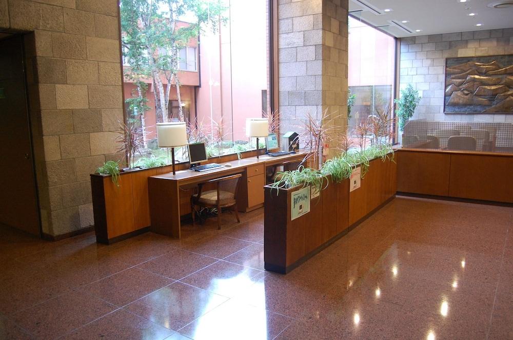 도카치-마쿠베츠 그랜드브리오 호텔 - 루트-인 호텔 -(Tokachi-Makubetsu Grandvrio Hotel - ROUTE-INN HOTELS -) Hotel Image 51 - Business Center