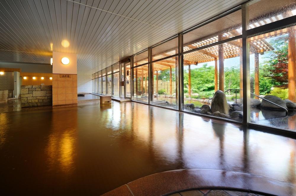 도카치-마쿠베츠 그랜드브리오 호텔 - 루트-인 호텔 -(Tokachi-Makubetsu Grandvrio Hotel - ROUTE-INN HOTELS -) Hotel Image 16 - Indoor Spa Tub