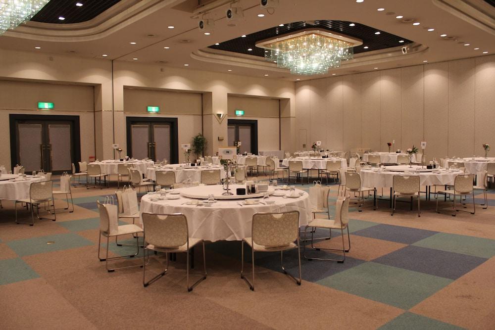 도카치-마쿠베츠 그랜드브리오 호텔 - 루트-인 호텔 -(Tokachi-Makubetsu Grandvrio Hotel - ROUTE-INN HOTELS -) Hotel Image 49 - Banquet Hall