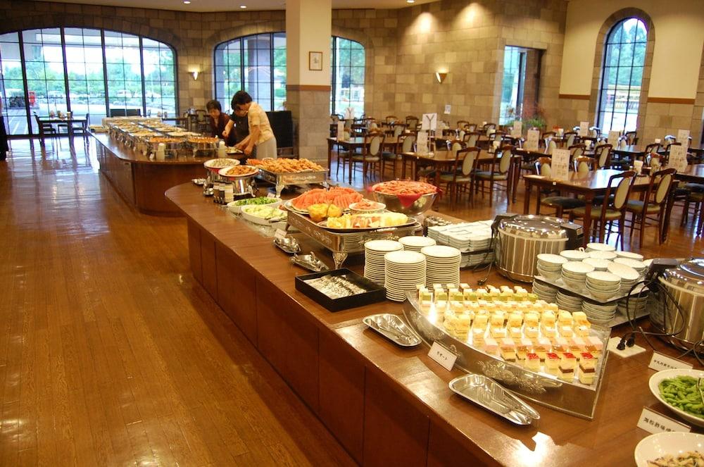 도카치-마쿠베츠 그랜드브리오 호텔 - 루트-인 호텔 -(Tokachi-Makubetsu Grandvrio Hotel - ROUTE-INN HOTELS -) Hotel Image 42 - Restaurant