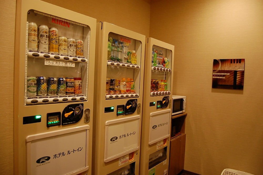 호텔 루트 인 노시로(Hotel Route-Inn Noshiro) Hotel Image 14 - Vending Machine