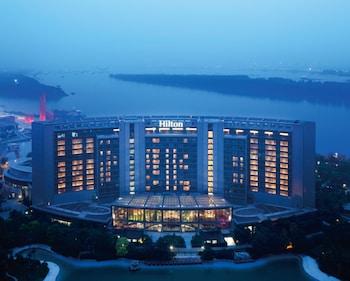 南京世茂濱江希爾頓酒店