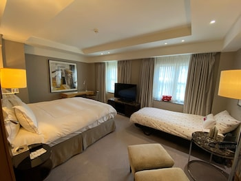 Family Room, 1 King Bed