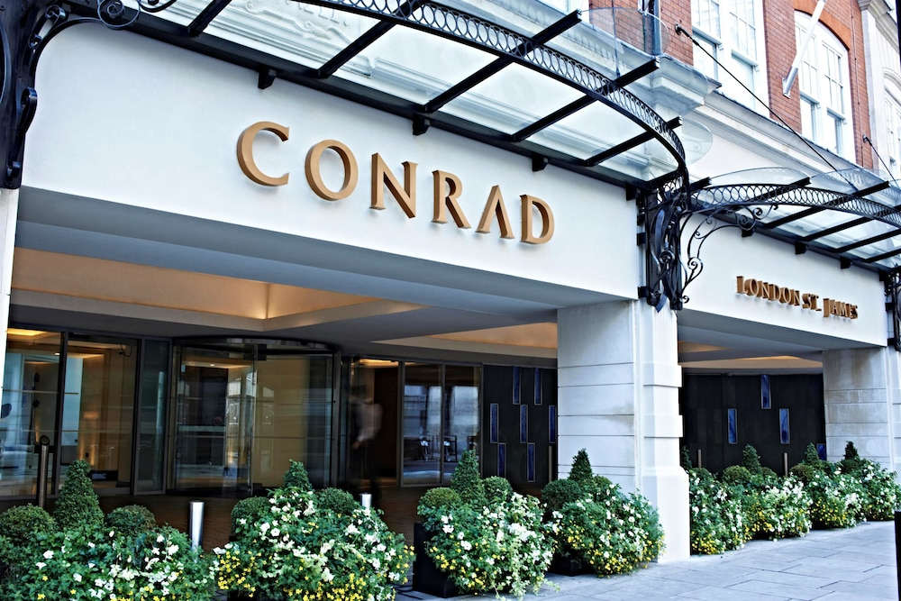콘라드 런던 스트리트 제임스(Conrad London St. James) Hotel Image 40 - Exterior