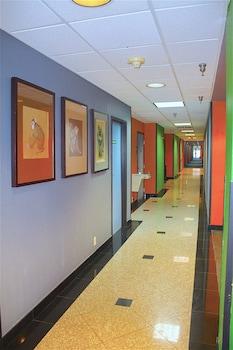 Interior Entrance at Katerina Hotel in Orlando