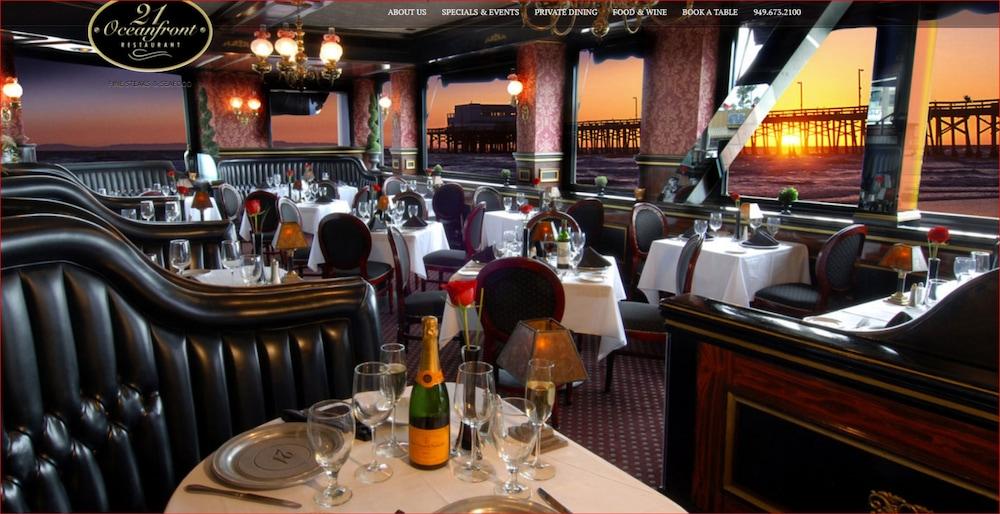 도리만스 오션프런트 인(Dorymans Oceanfront Inn) Hotel Image 25 - Restaurant