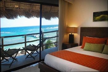 Sea View, 1 Queen Bed
