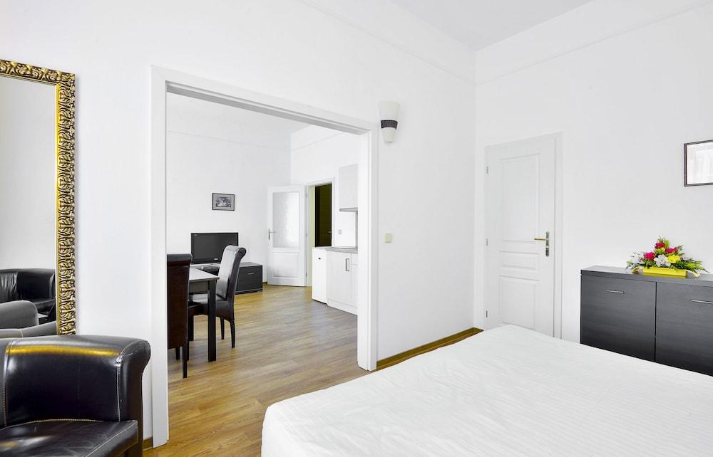 아파트먼트 마리엔바트(Apartments Marienbad) Hotel Image 14 - Guestroom