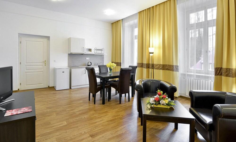 아파트먼트 마리엔바트(Apartments Marienbad) Hotel Image 9 - Guestroom