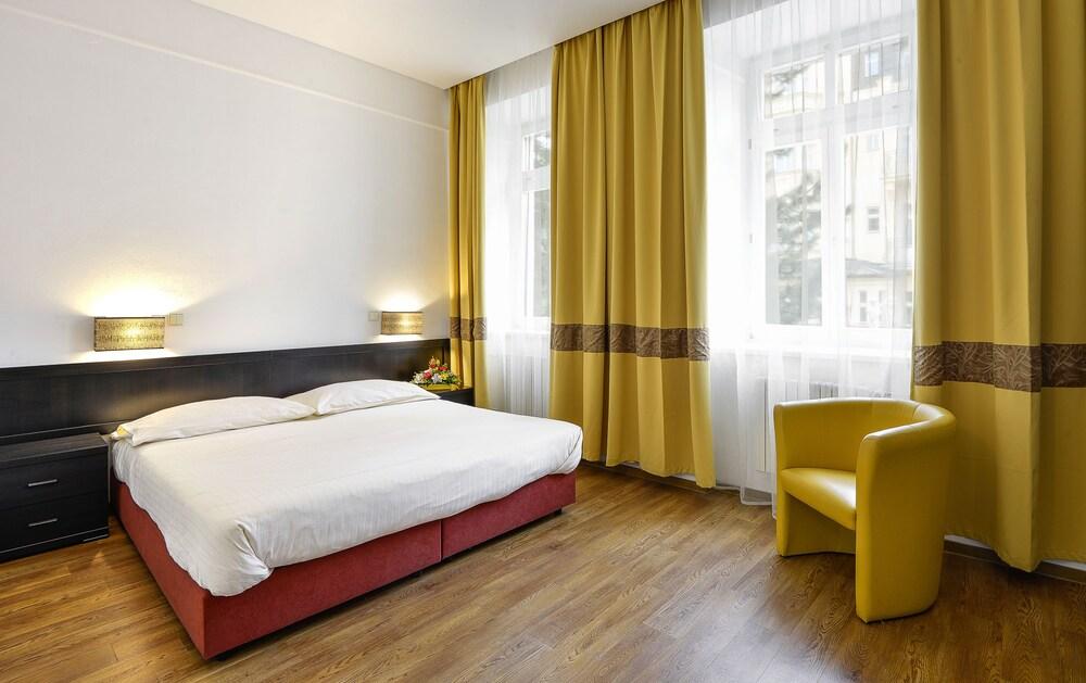 아파트먼트 마리엔바트(Apartments Marienbad) Hotel Image 3 - Guestroom