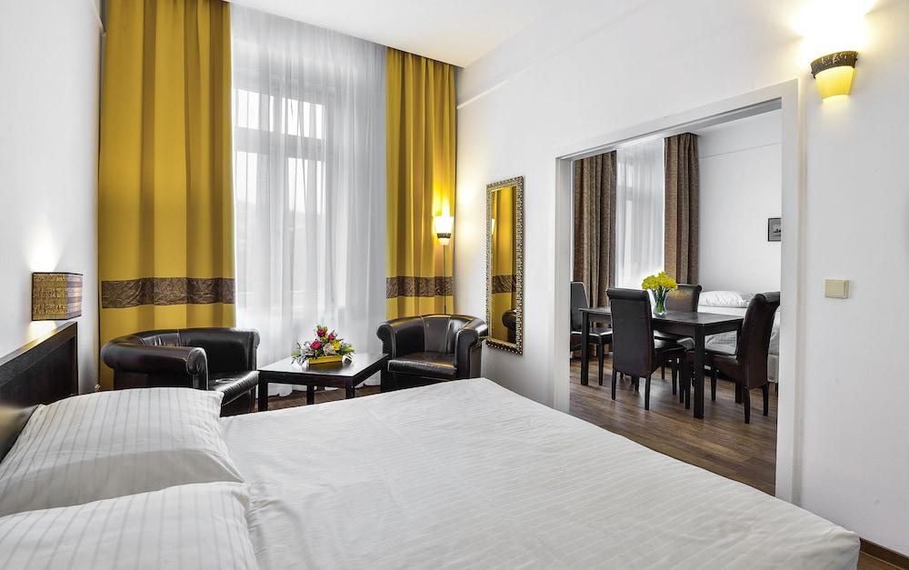 아파트먼트 마리엔바트(Apartments Marienbad) Hotel Image 4 - Guestroom