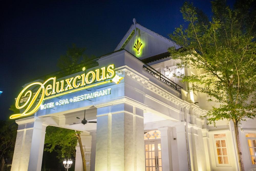 デラクシオス ラグジュリアス ヘリテージ ホテル