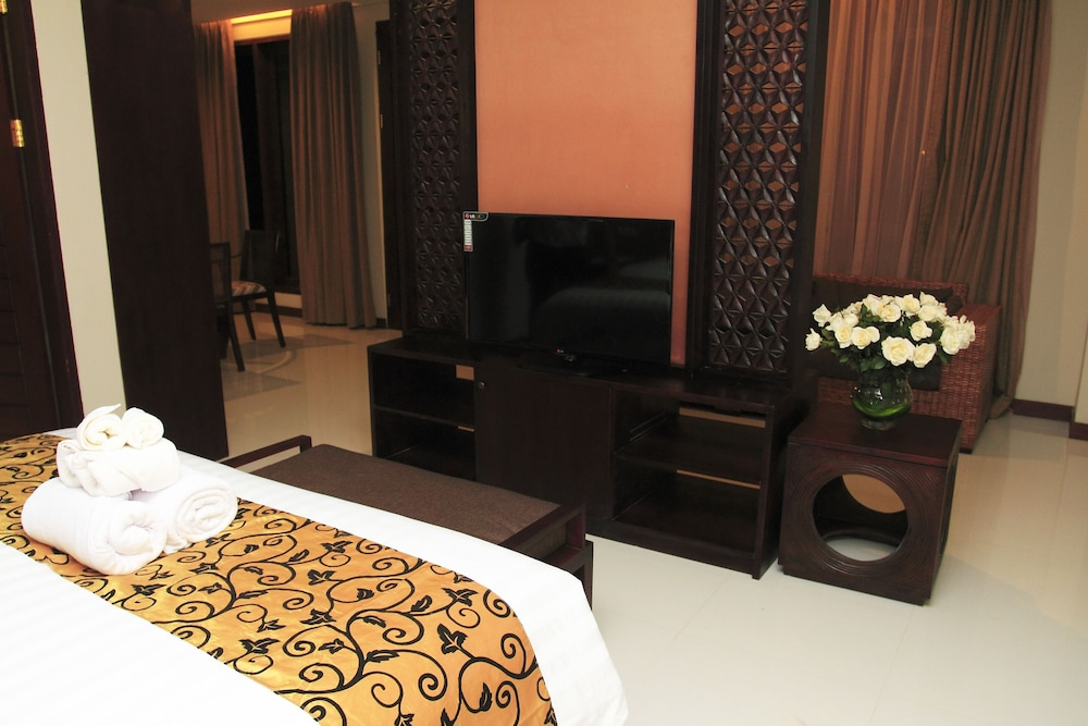 디' 드자부 호텔 스미냑(D' Djabu Hotel Seminyak) Hotel Image 6 - Guestroom