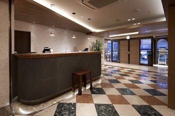 UENO FIRST CITY HOTEL Reception