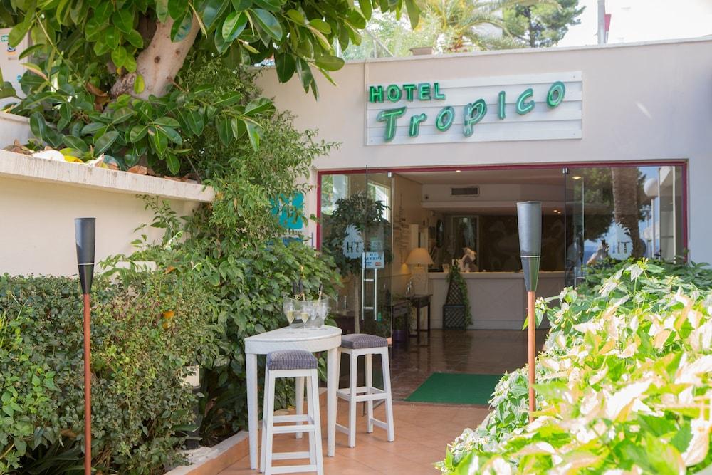 호텔 트로피코 플라야(Hotel Tropico Playa) Hotel Image 26 - Porch