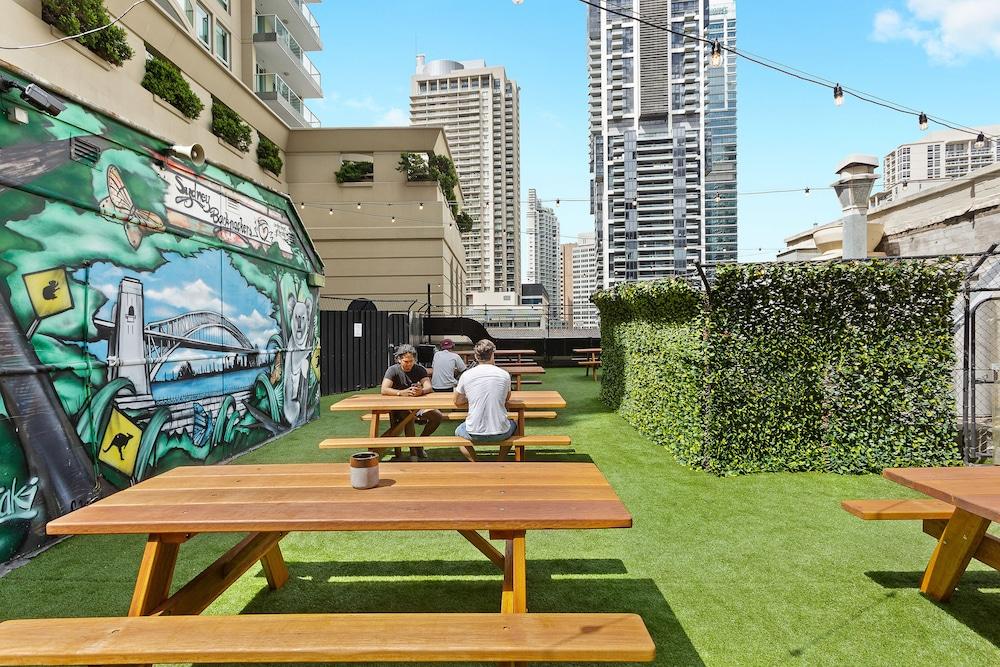 시드니 백패커 - 호스텔(Sydney Backpackers - Hostel) Hotel Image 12 - Exterior