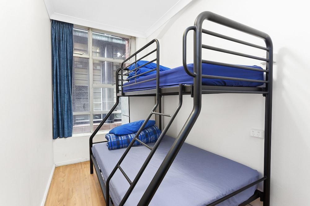 시드니 백패커 - 호스텔(Sydney Backpackers - Hostel) Hotel Image 4 - Guestroom