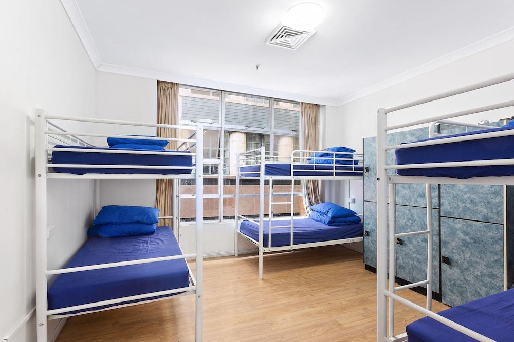 시드니 백패커 - 호스텔(Sydney Backpackers - Hostel) Hotel Image 5 - Guestroom