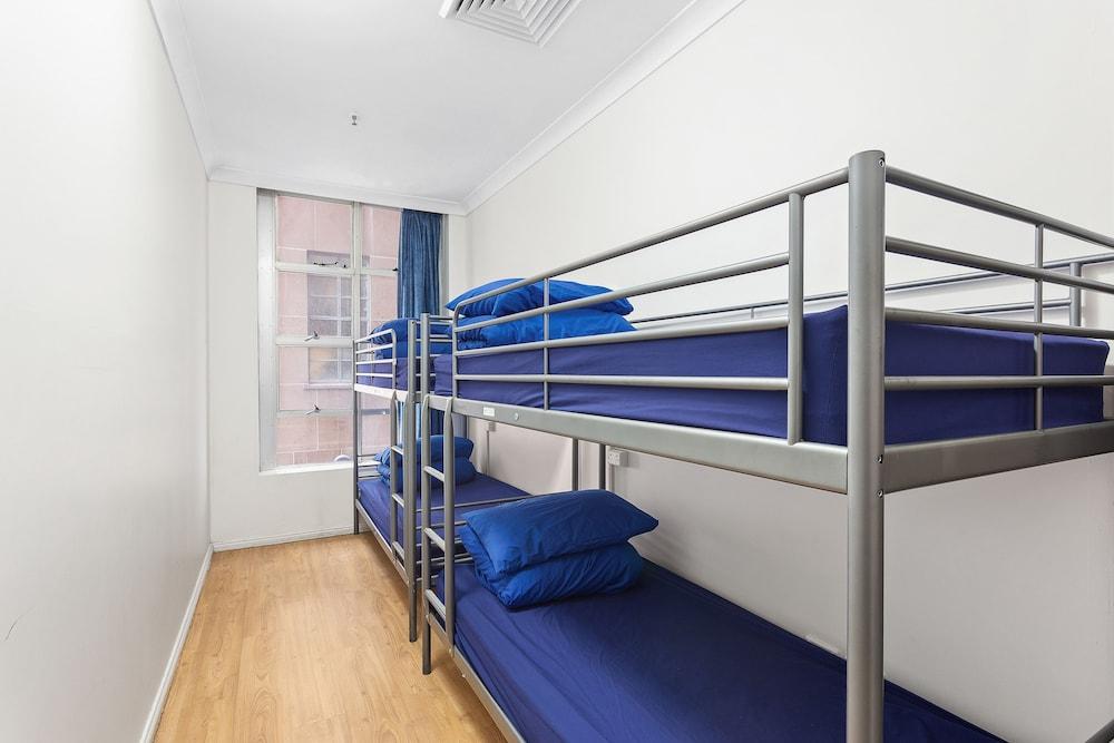 시드니 백패커 - 호스텔(Sydney Backpackers - Hostel) Hotel Image 13 - Guestroom