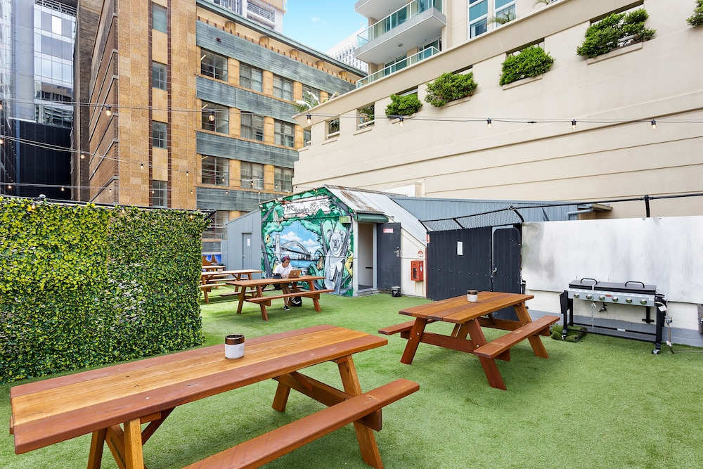 시드니 백패커 - 호스텔(Sydney Backpackers - Hostel) Hotel Image 1 - Exterior