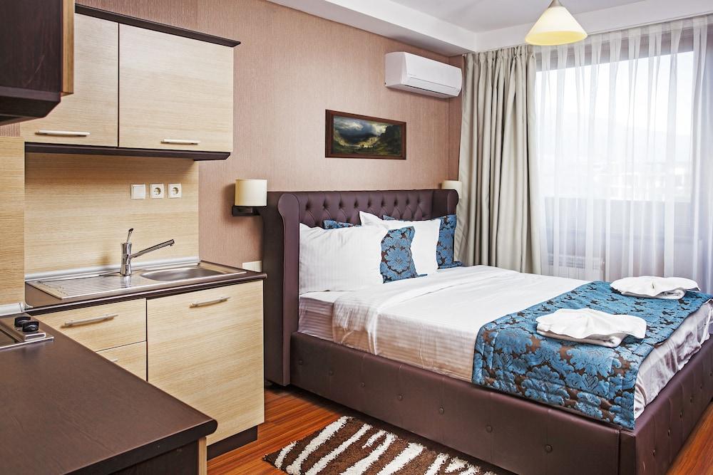 레그눔 반스코 호텔 & 스파(Regnum Bansko Hotel & Spa) Hotel Image 13 - Guestroom