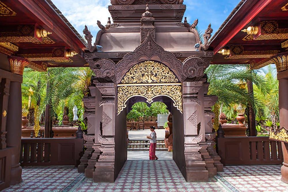 아마타라 푸라 풀 빌라스(Ammatara Pura Pool Villas) Hotel Image 86 - 외관 세부 사진