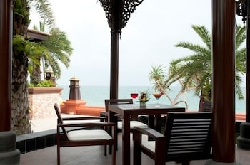 아마타라 푸라 풀 빌라스(Ammatara Pura Pool Villas) Hotel Image 82 - Outdoor Dining