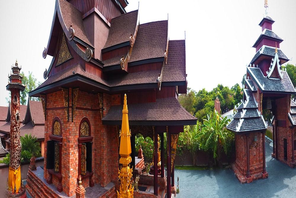 아마타라 푸라 풀 빌라스(Ammatara Pura Pool Villas) Hotel Image 88 - 외관 세부 사진