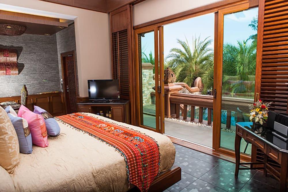 아마타라 푸라 풀 빌라스(Ammatara Pura Pool Villas) Hotel Image 15 - 객실