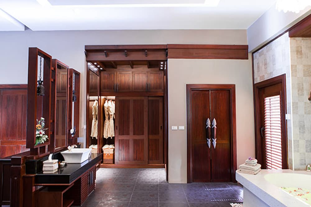 아마타라 푸라 풀 빌라스(Ammatara Pura Pool Villas) Hotel Thumbnail Image 53 - Bathroom