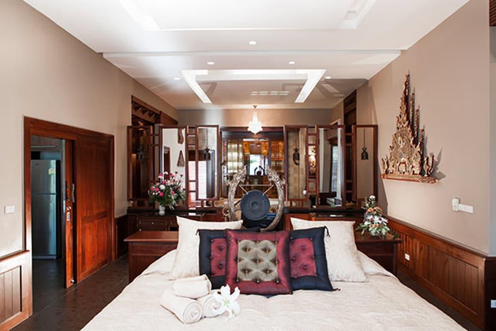 아마타라 푸라 풀 빌라스(Ammatara Pura Pool Villas) Hotel Image 4 - 객실