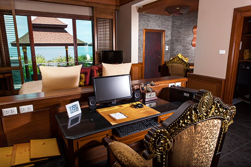 아마타라 푸라 풀 빌라스(Ammatara Pura Pool Villas) Hotel Image 12 - 객실
