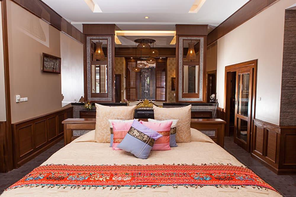 아마타라 푸라 풀 빌라스(Ammatara Pura Pool Villas) Hotel Image 9 - 객실