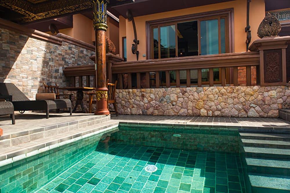 아마타라 푸라 풀 빌라스(Ammatara Pura Pool Villas) Hotel Image 13 - 객실