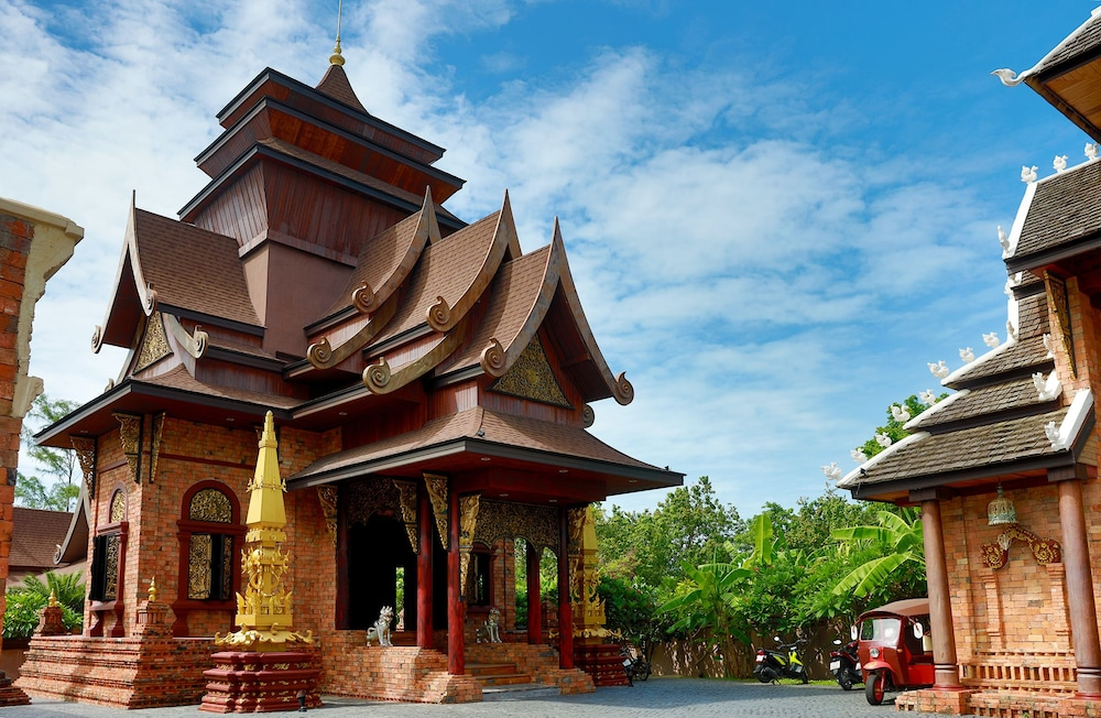 아마타라 푸라 풀 빌라스(Ammatara Pura Pool Villas) Hotel Image 92 - 외부