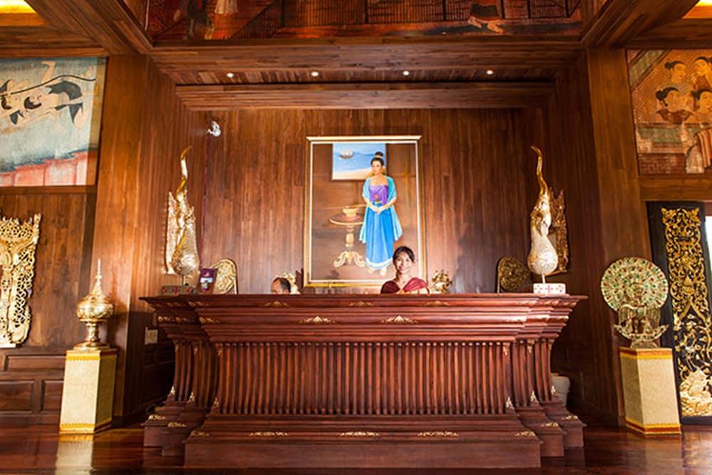 아마타라 푸라 풀 빌라스(Ammatara Pura Pool Villas) Hotel Image 47 - 로비