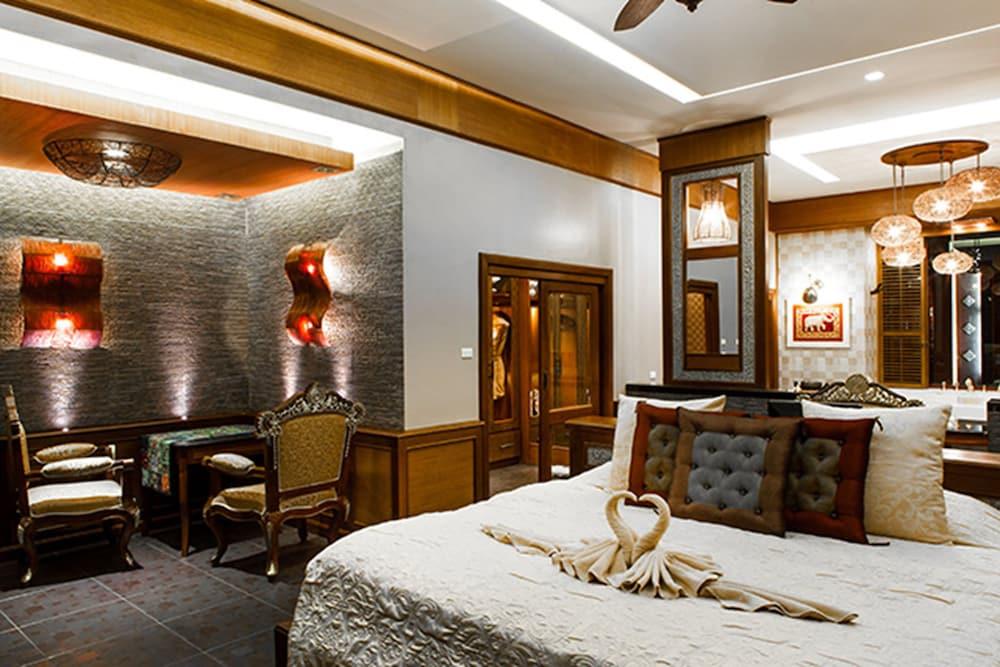 아마타라 푸라 풀 빌라스(Ammatara Pura Pool Villas) Hotel Image 14 - 객실